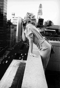 Marilyn Monroe - New York City, NY - 1954