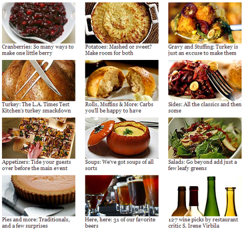 If you've got last-minute Thanksgiving meal-planning needs, our test kitchen has you covered. (Beer and wine picks, too.)