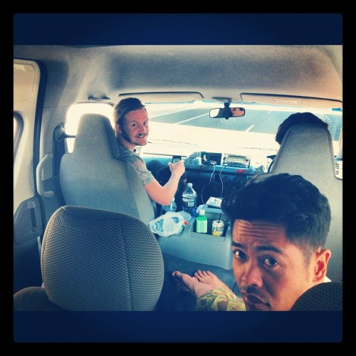 Road trip to Byron Bay. #tempertrap #byron bay