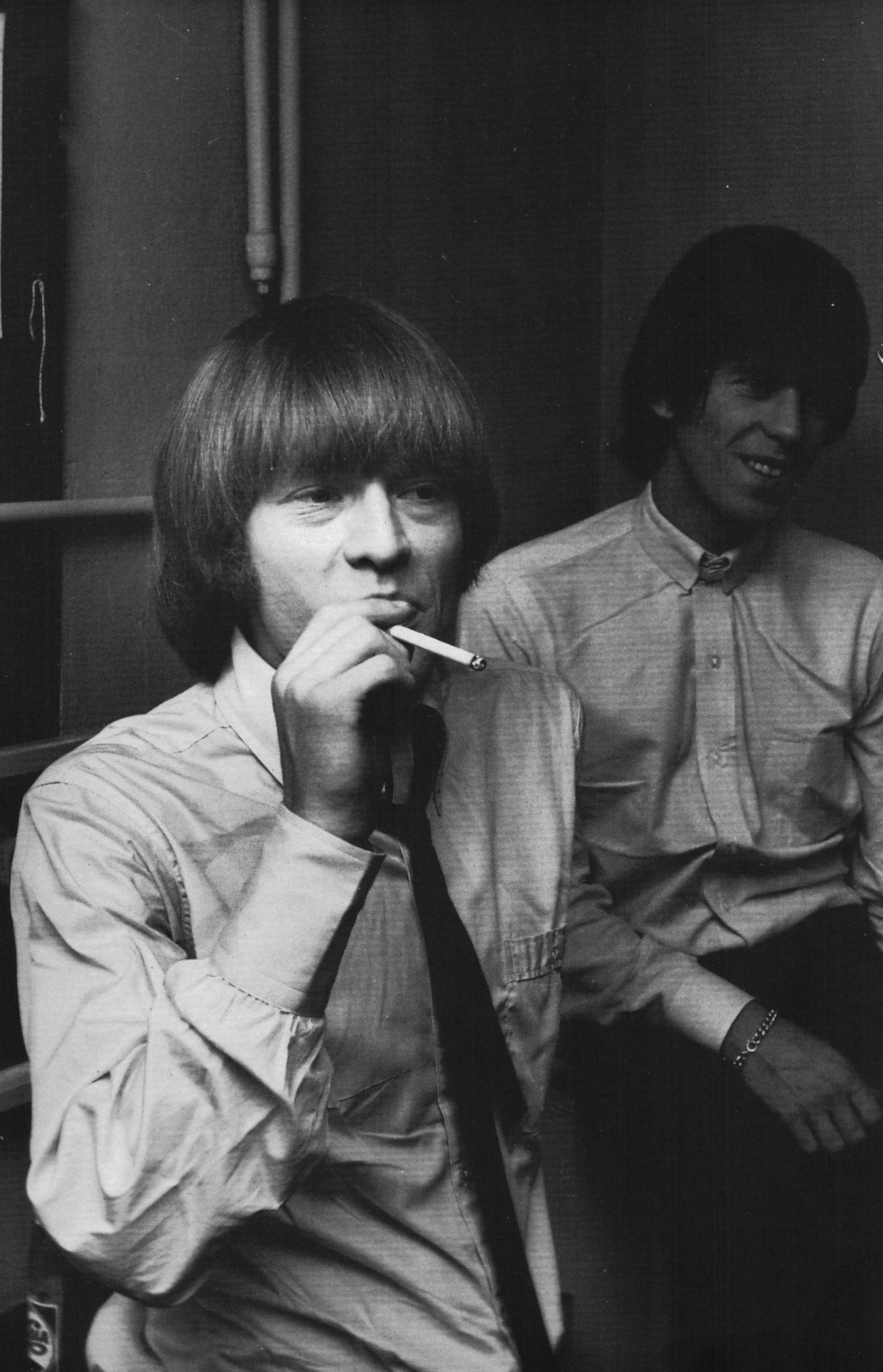 BRIAN JONES et KEITH RICHARDS (1965)