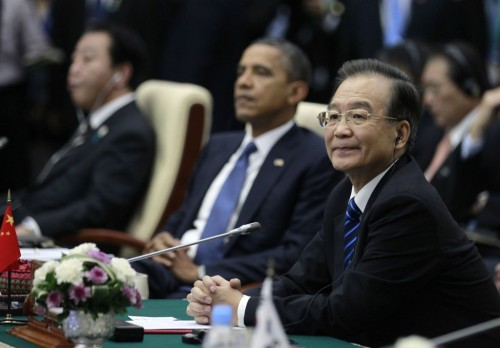 "(via In Syria, a rare Chinese foray into foreign policy | Ian Bremmer) On China's foreign policy with Syria.  ""This month, a curious thing happened in the annals of diplomacy. A country offered up a peace plan to put an end to a seemingly endless civil war in Syria. This country was not one of the usual foreign policy suspects — it was not the United States, it was not in Europe, and it wasn't Syria's neighbor. It was a country that has no real experience in playing the world's policeman. But, seeing a world filled with retired officers, it decided to try on the uniform for itself. China has taken another step into the spotlight of the world stage.""  China has offered a peace plan between Assad and the Syrian rebels, an unusual move for China. China doesn't publicly step into anything that's happening in the world, but considering that China has some new oil investments in Iraq and Iran, consider it a new world player. The peace plan itself isn't important to Bremmer, it's the notion that China now thinks one of its priorities are world affairs. This doesn't mean that China will be particularly good at shaping foreign events anyway just by looking at their relationship with Sudan and South Sudan, and considering that it is a nation that is afraid to intervene in anything from the pure fact it wouldn't allow anyone else to interfere in their business, it would be a long shot to see China actively doing anything worthwhile. This is more evident in the fact that China's plan won't do jack squat, and it'll keep vetoing Syrian sanctions on the government. America isn't the world's police man anymore, but it doesn't look like China will replace us anytime soon."
