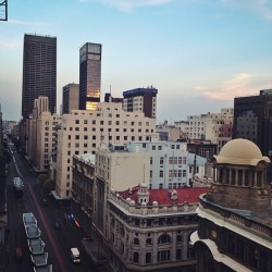 urbanjoburg:  Great shot! Beautifully composed. levonlock:  #jozi (at Corner House)