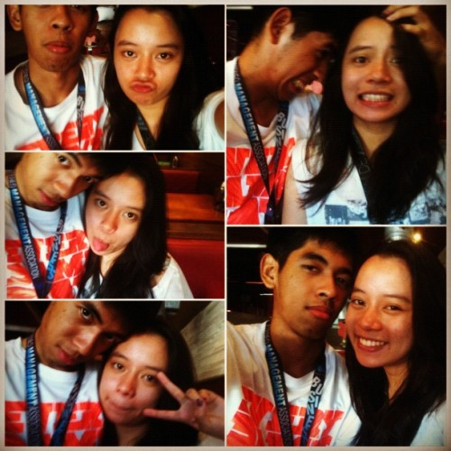 4 years and still no decent picture with you.. =)) I love you, @Louis_Sabaw :) (at The Sizzlin' Pepper Steak)