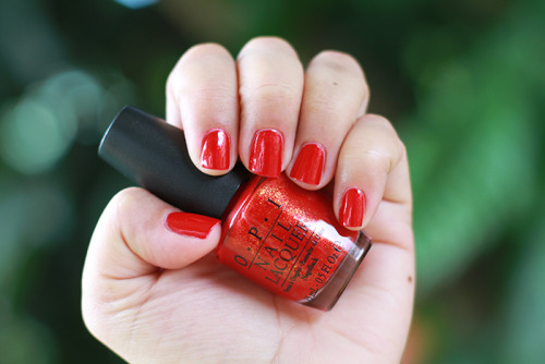 OPI in The Spy Who Loved Me