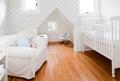 myidealhome:  cute nursery room (via desire to inspire - Sophie Burke Design)