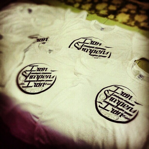 #designed by yours truely (photo taken from @stakes_is_high) Available as a tee for $15 @ isicrew.bigcartel.com  #ironsharpensiron #crew #design #graphicdesign #handdrawn #handlettering #typography #modern #inspiration #caligraphy #art #ignation #igers #instaart #instahub #instagood #instagramhub #igdaily #instadaily #graffiti #illustrator #photoshop #custom #lettering