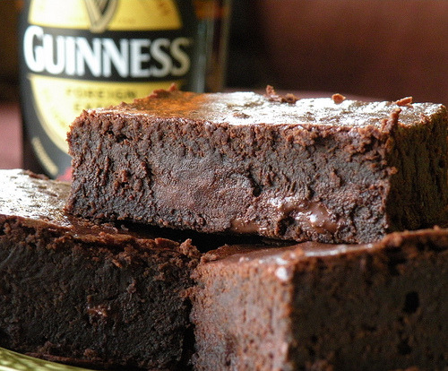 gastrogoodies:  Guinness Brownies