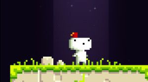 Wowwww oh my god this is a crazy good game. If you've got an XBox, go get Fez, it costs ten dollars, it was made by like, one guy who spent five years killing himself to finish it, and it's full of exploratory puzzle solving that I'd put up there with portal. It's not hard, but it's got so many little doors and pathways to distract you from the main objective that it's easy to overlook things and get lost wandering around. It's cute and pretty and mellow and low stress and just fun to amble around. And it's full of all sorts of little easter eggs. Like, I walked into a room that seemed empty, looked around a bit and found a QR code carved on one of the walls. So I snapped it with my phone and it told me a combination of buttons to press! So I did and got a rare item!  I've never seen anything like it before, it's seriously worth the ten bucks. This guy deserves your support!
