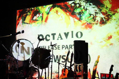 2012.10.08 OCTAVIO RELEASE PARTY (((NEWSUN)))  @UrBANGUILDこちらも!照らしました◎PHOTO by  FUKUSHIMA TATSUYA