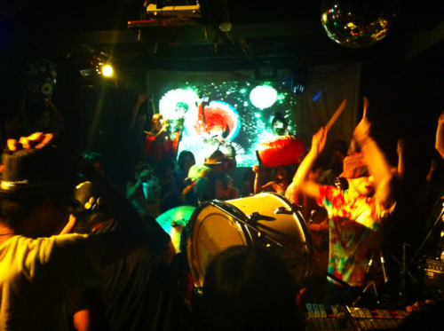 2012.08.10 OCTAVIO RELEASE PARTY (((NEWSUN)))  @CONPASS映像。照らしました◎ PHOTO by  FUKUSHIMA TATSUYA