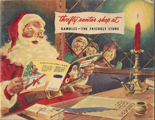 Gambles Catalog - Christmas 1953Copyright © Zaz Databaz (Zaz Von Schwinn) on Flickr.  All rights reserved.