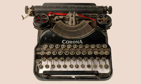 News that the UK has apparently manufactured its last typewriter brings to mind some of its most glorious moments - summed up here in an illustrated guide & thanks Photograph: David Sillitoe for the Guardian (via guardian:)