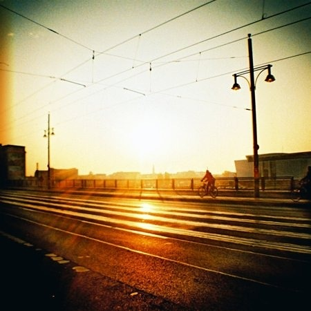 Lomography Home of the Day - stadtpiratin We may not understand everything and everyone but sometimes, the connection that analogue photography brings is one huge amazing explanation! See today's LomoHome and see lovely Lomographs from Germany!