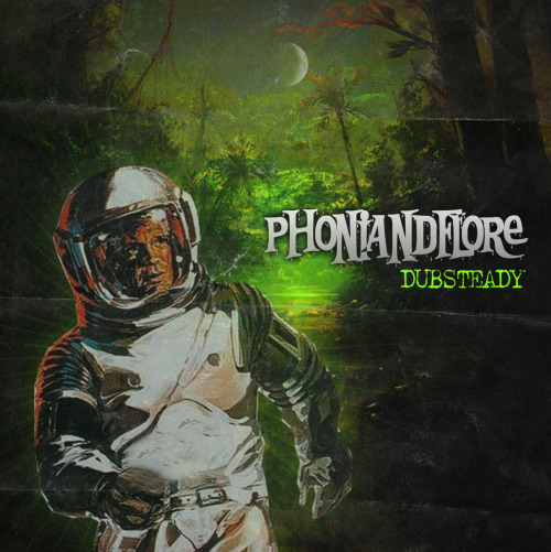 "PhOniAndFlOrE present Dubsteady, an electro-dub odyssey that, while clearly prioritizing modern over classic, has echo and reverb hidden amongst its heavy basslines and varied influences. Opener ""Disco Dub"" fuses hip-hop and electro over a pulsating beat while ""Scoopy"" is synth-laden and equally relentless. The title track is a bit mellower, yet Injham's well-layered remix, with its epic intro and almost glitchy drums, pushes the musical boundaries even farther. Closer ""Capture"" is more heavy electro-dub, a strong final statement on the sound that this prolific producer is championing. FREE DOWNLOAD from the French Dub Released netlabel."