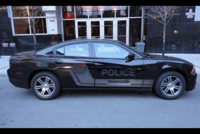 New Montreal police cars! #sexy #amiright?