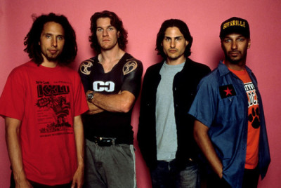 Never before-heard track exclusive: Rage Against The Machine - 'Clear The Lane (Demo)'