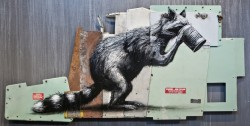 autopsi-art:  Rat de Roa (San Francisco, USA)