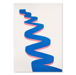 twotimeselliott:  Purchase this print from Tom Murphy, an illustrator and screen printer from london.