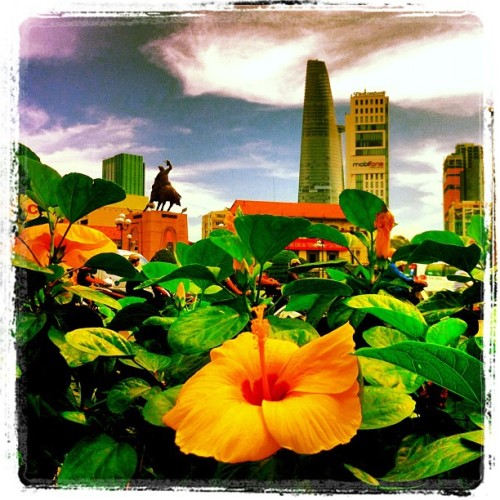 Ho Chi Minh City (Saigon) (at Ho chi minh city)