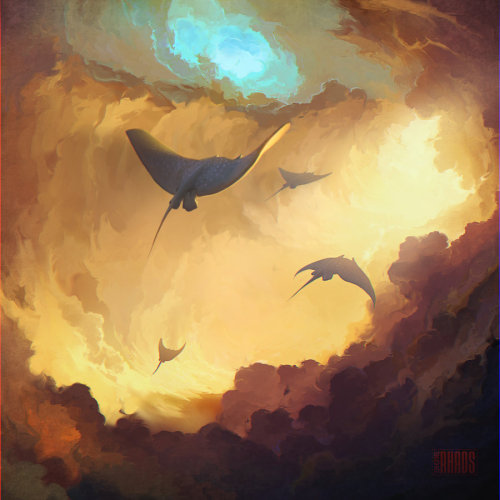 inspiring-illustration:  RHADS