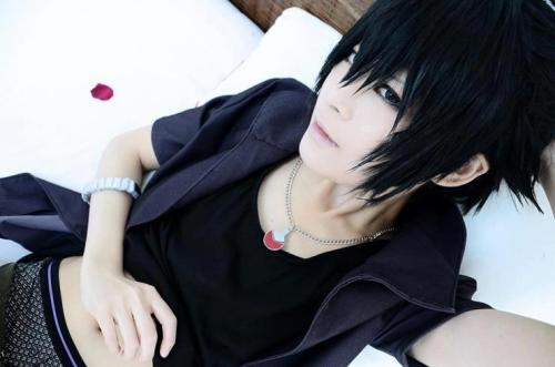 maniaqueducosplay:  Sasuke Uchiwa from Naruto Shippuden Movie 6: Road to Ninja