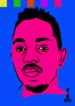 hipeclothing:  (via Kendrick Lamar Artwork)