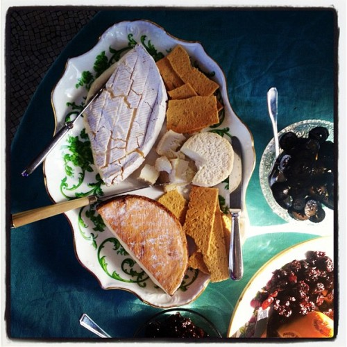 murrayscheese:  What's on your #Cheesegiving plate? #thanksgiving #cheese #murrayscheese