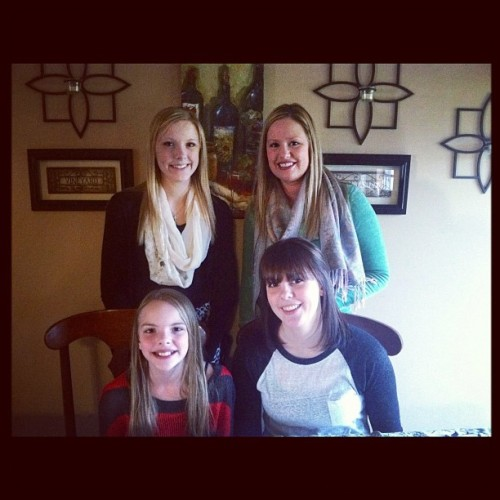#thanksgiving #sisters