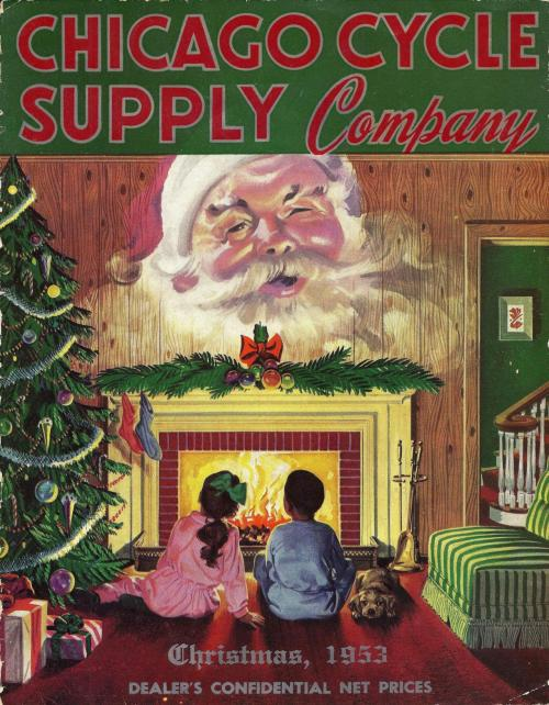 Chicago Cycle Supply Company catalog - Christmas 1953Copyright © Zaz Databaz (Zaz Von Schwinn) on Flickr.  All rights reserved.