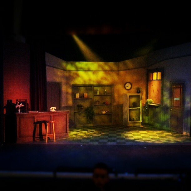 LITTLE SHOP AT THE BLAKEHAY <3 #musical