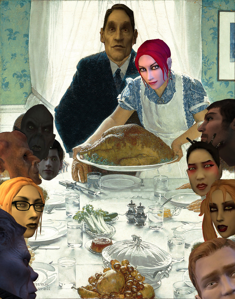 Happy Thanksgiving from us to you ♥