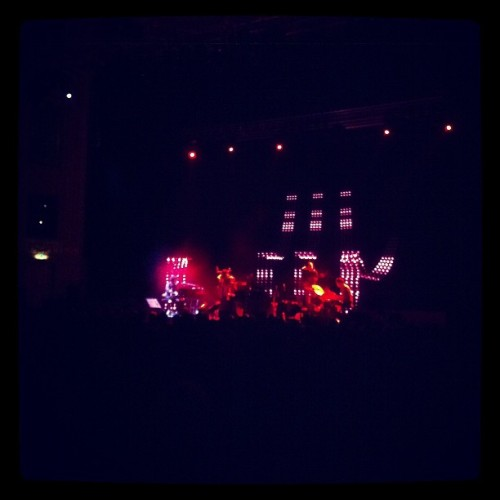 Ms. Hunger (at Wiener Konzerthaus)