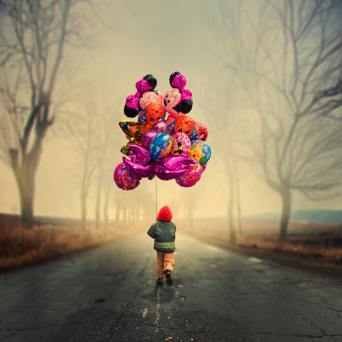 """The dream maker"" by Caras Ionut"
