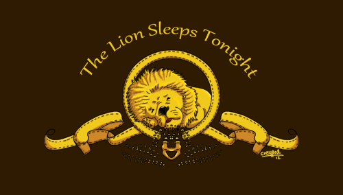 """The Lion Sleeps Tonight"" by @creypol https://www.facebook.com/SomosCreypol?ref=hl"