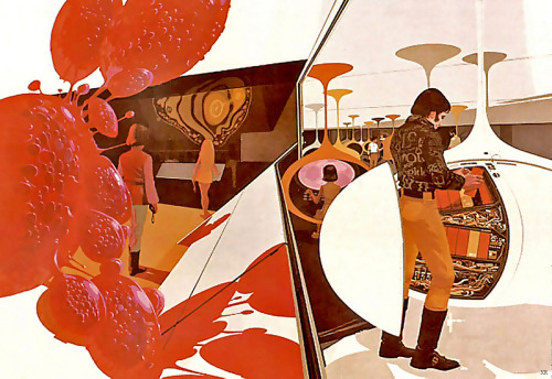 c86:  The futuristic visions of Syd Mead See more HERE