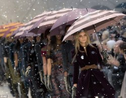 """All I want for Christmas is a Burberry Umbrella…………and maybe Cara too <3"""