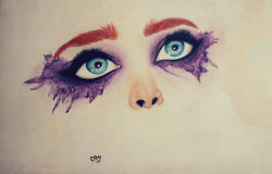 eyes by ~Cassiaa