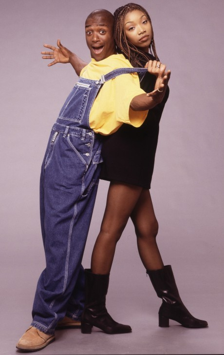 blackbeautifulandfamous:  Moesha!!! anyone watch the marathon on BET today?