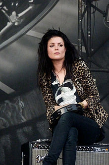 the lovely Alison Mosshart