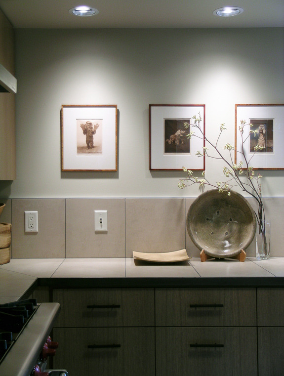 laurelhurst | tile countertop ~ erich remash architecture