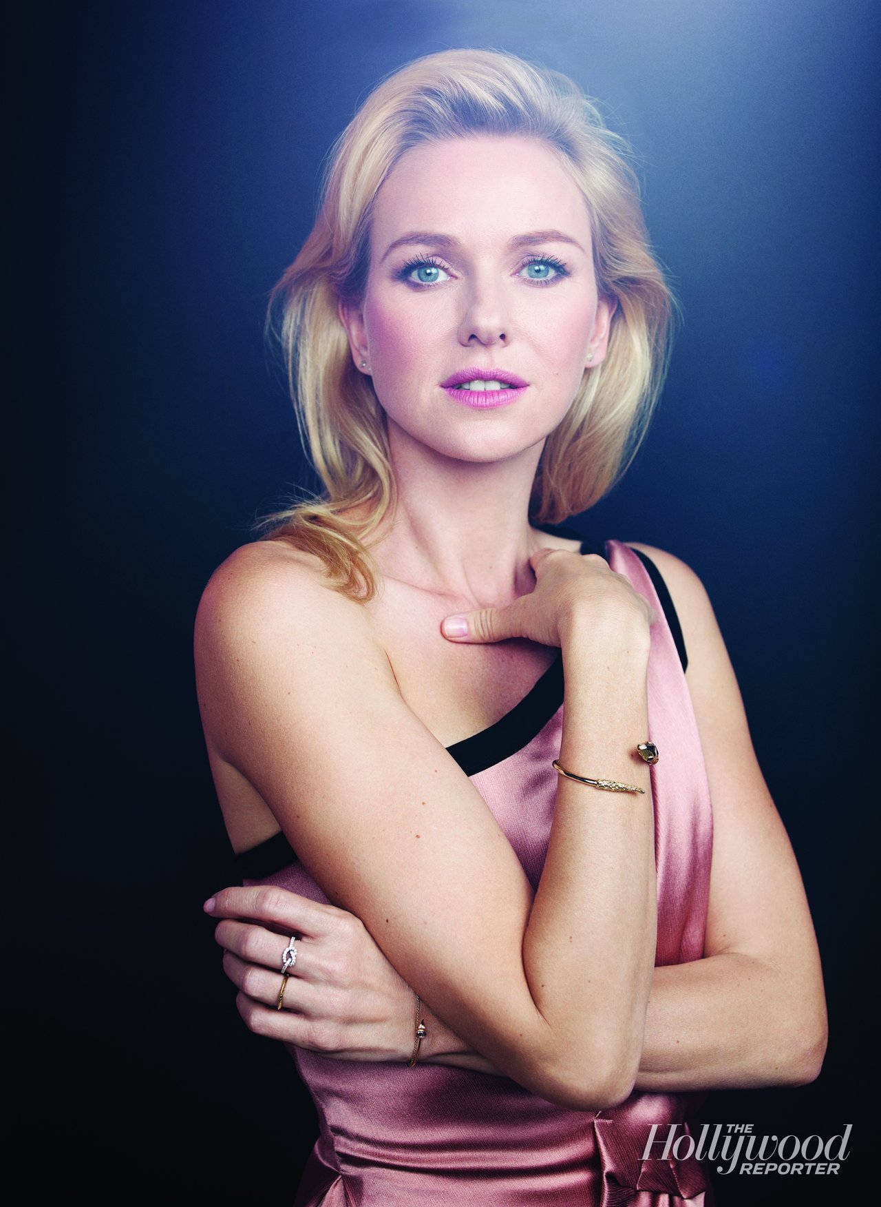 Naomi Watts - The Hollywood Reporter by Joe Pugliese, November 19th 2012