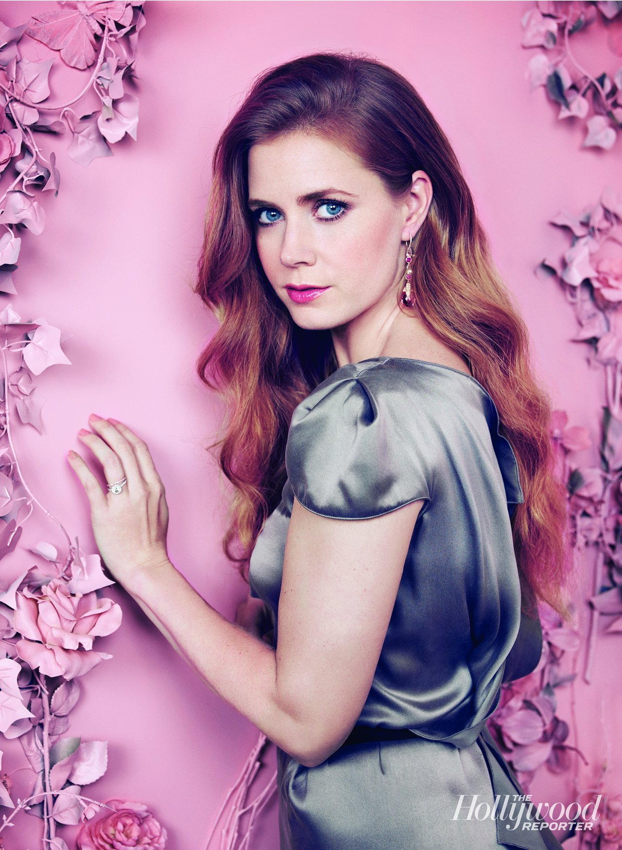 Amy Adams - The Hollywood Reporter by Joe Pugliese, November 19th 2012