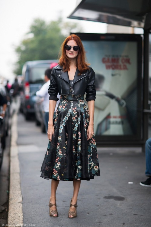 dustjacketattic: taylor tomasi hill by stockholm streetstyle
