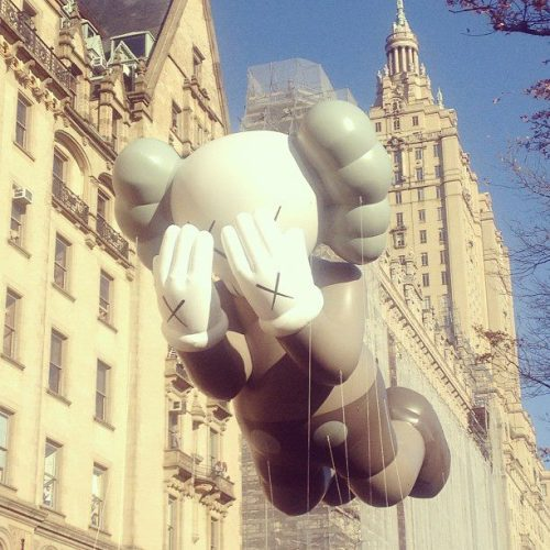 KAWS Companion Balloon