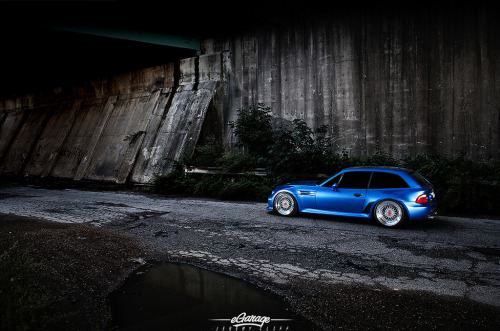 Awkwardness Starring: BMW Z3M Coupe (by jeremycliff)