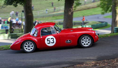 Stamina test Starring: '59 MG MGA (by Chappells10)