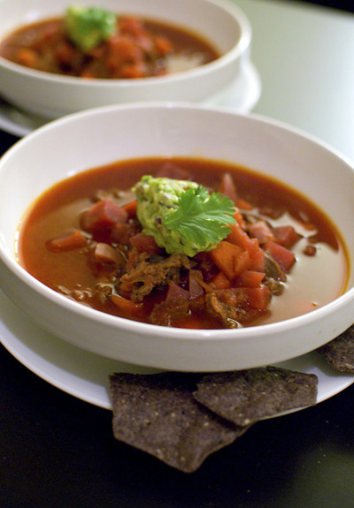 Guacamole Borscht Recipe by Melody Fury on Flickr.