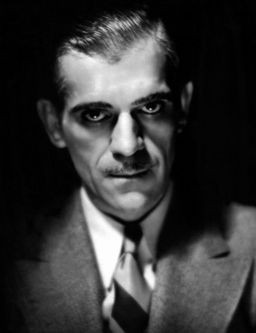Happy 125th Birthday to Boris Karloff, born November 23, 1887.