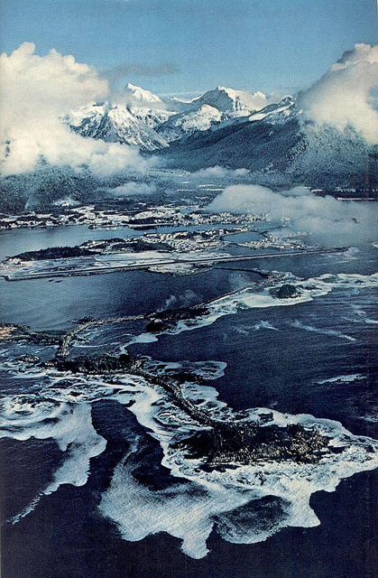 oxane:  Sara Gossett National Geographic June 1969 Sitka, Alaska