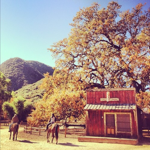 Day at Far West Californian #WesternTown